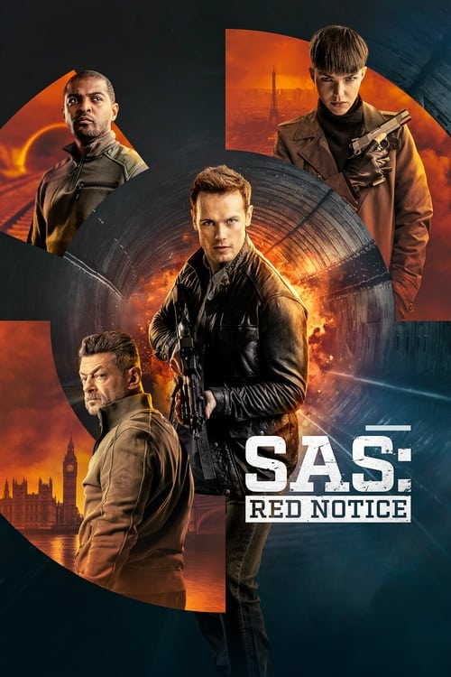 Cover zu S.A.S. Red Notice (SAS: Red Notice)